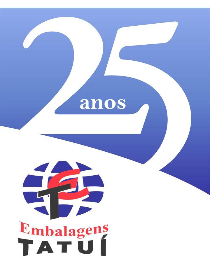 FESTA 25 ANOS EMBALAGENS TATUÍ .